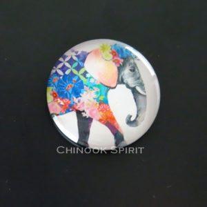 Aimant magnet elephant chinook spirit