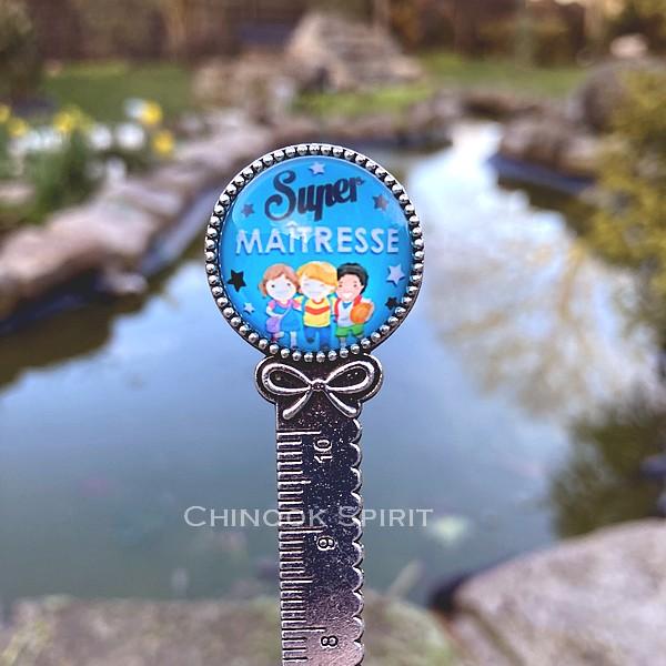 Marque pages Super maitresse Chinook Spirit 7969