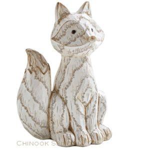 Statuette renard Chinook Spirit