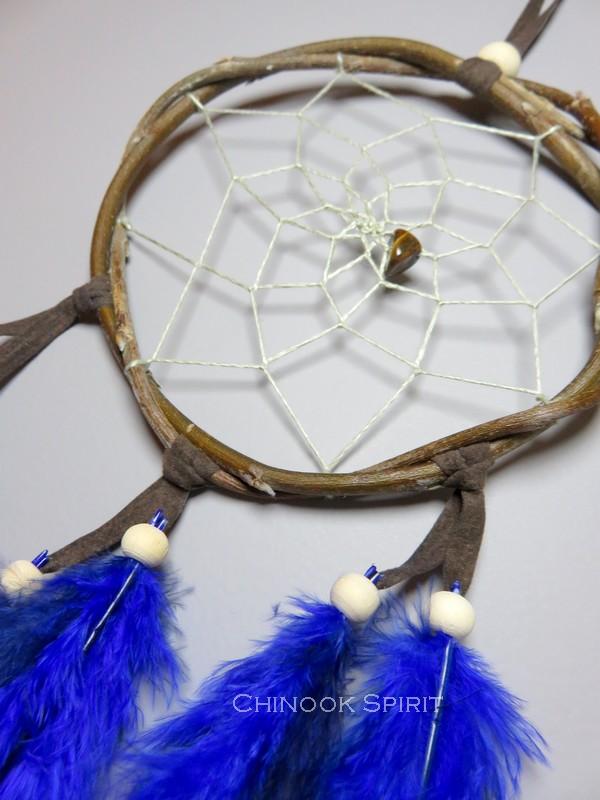 Attrape reves Natif bleu Royal Ocean Chinook Spirit 5692