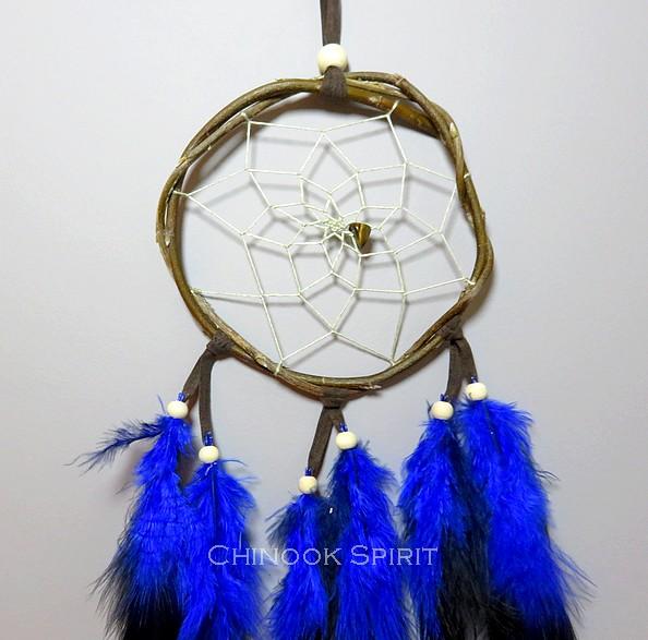 Attrape reves Natif bleu Royal Ocean Chinook Spirit 5694