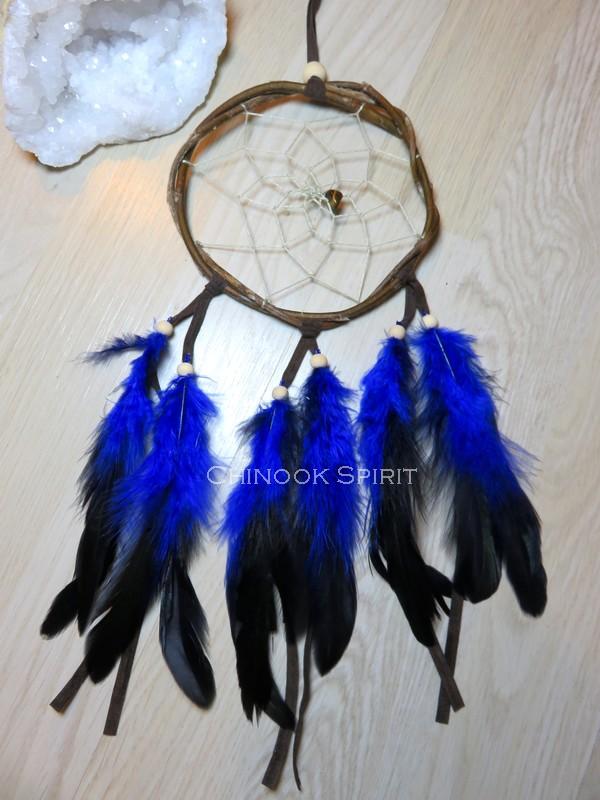 Attrape reves Natif bleu Royal Ocean Chinook Spirit 5696